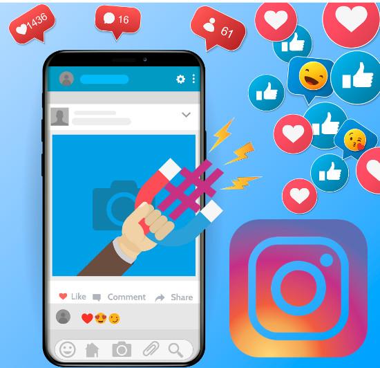 Gestione e pubblicità pagina Instagram-Padova