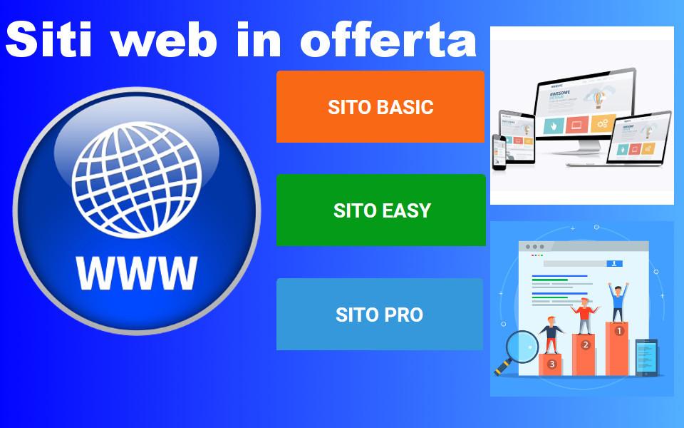 Creazione siti web Padova-Prezzi in offerta-webmaster