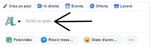 Istruzioni slideshow Facebook