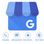Chat scheda attività Google