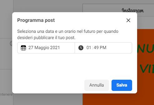Come-pubblicare-su-Instagram-utilizzando-Facebook-dal-pc-istruzioni-8-Nuovo strumento per la creazione dei post